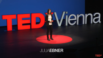 TEDxVienna | How Far Right and Islamist Extremists Amplify Each Other's Rhetoric - Julia Ebner